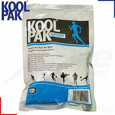 Koolpak Sports Instant Ice Pack Cold Multi Injuries Pain Relief Large