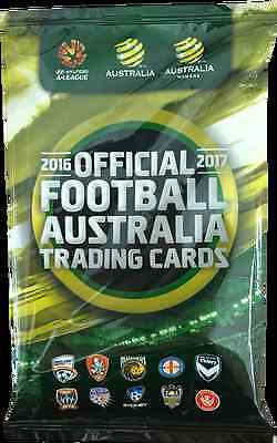 2016 2017 FFA & A League Tap 'N Play Trading Cards 6 x Sealed Packs