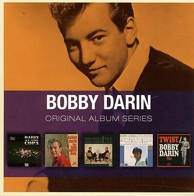 Bobby Darin - Original Album Series 2 [New CD] Holland - Import