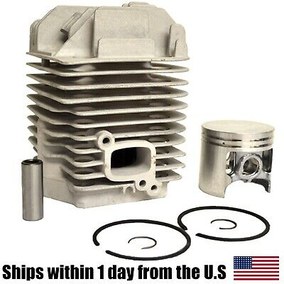 Concrete Cut Off Saw Cylinder & Piston Rebuild Kit Fit Stihl TS460 4221-020-1201