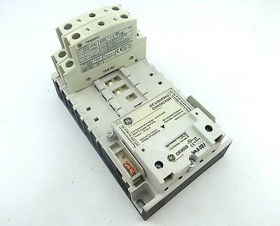 New General Electric CR463L11ANA 277V 2 pole 1NO 1NC Lighting Contactor CR460B