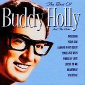 Buddy Holly & The Picks : Best of CD