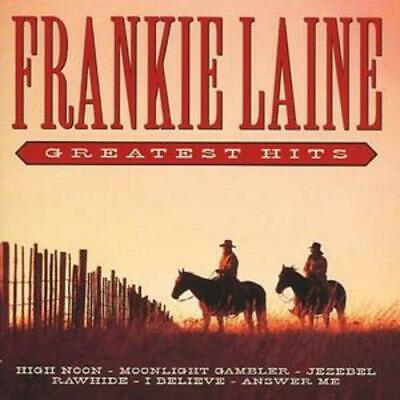 Frankie Laine : Greatest Hits CD (2008) Highly Rated eBay Seller, Great Prices