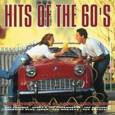 Various Artists : Hits of the 60s - Unforgettable Classics CD (2008)