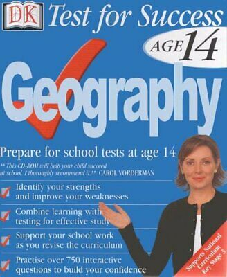 Test for Success: Geography: Windows/Mac