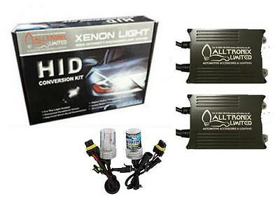 55w HB4 9006 6000k Ice White Xenon HID Kit with AC Canbus Ballasts & Bulbs