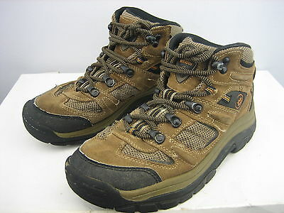 Junior Boy's Nevados Hiking Walking Boots Size 4
