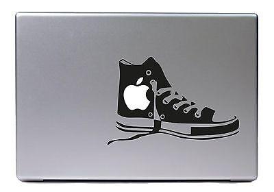 "Apple MacBook Air Pro 15"" CONVERSE CHUCKS Zapatos ADHESIVO Forro DECAL 734"