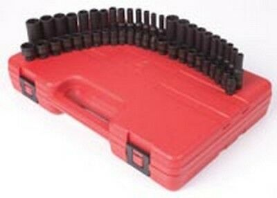 "Sunex 1/4"" Dr. 48pc. Master Impact Socket Set 1848"