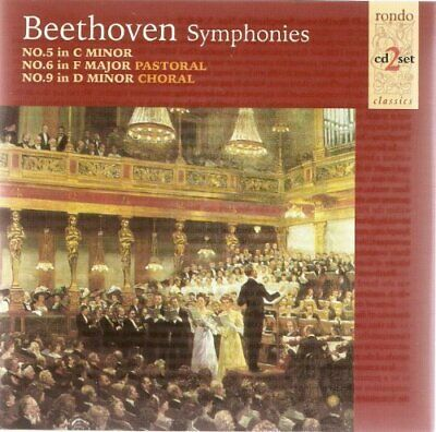 Beethoven symphonies CD Value Guaranteed from eBay's biggest seller!