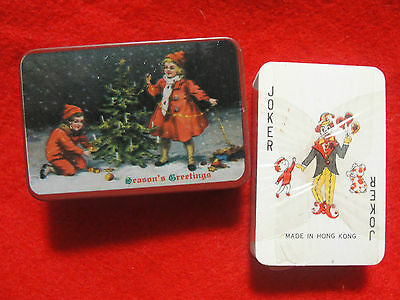 Vintage Minature Playing Cards from Union Plaza Casino, Circa 1970;s