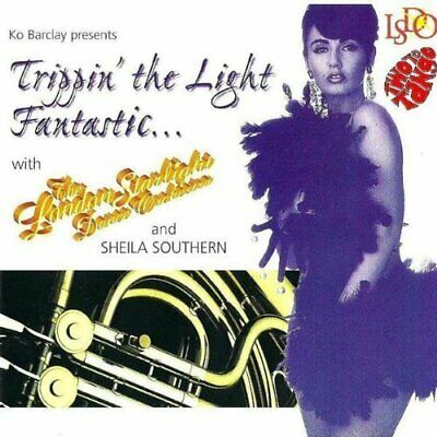 Various Artists : Trippin The Light Fantastic CD