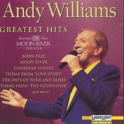 Andy Williams : Greatest Hits CD (1999) Highly Rated eBay Seller, Great Prices
