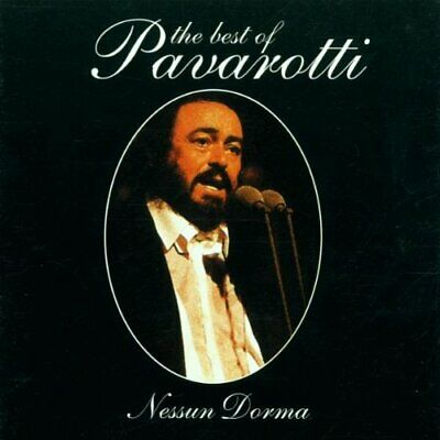 Luciano Pavarotti : Nessun Dorma - the Best of Luciano Pavar CD Amazing Value