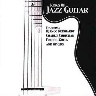 Various Artists : Kings of Jazz Guitar CD (2002) Expertly Refurbished Product
