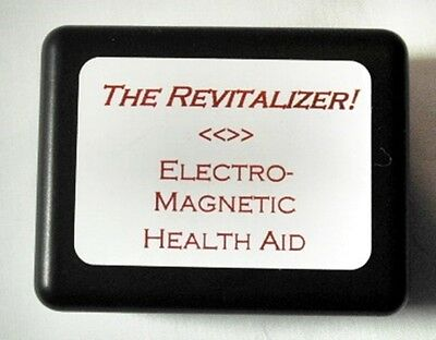 Indian Maid Revitalizer Zapper! ELECTRO-MAGNETIC Health-Improvement Aid!