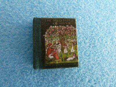 Dolls House Miniature Printed The Pied Piper Book
