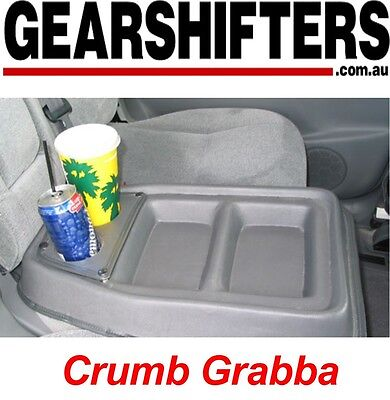 Crumb Grabba Tray 4Wd 4X4 4X2 All Cars Wagons Drink Holder Spill Tray Car Tidy