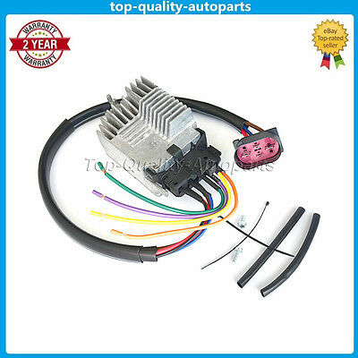 Radiator Fan Control Unit Module For Audi A4 A4 Cabrio 8E0959501Ag 8E0959501Ab