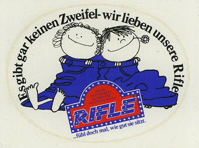 Sticker: Rifle