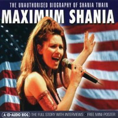 Maximum Shania Twain CD (2002) ***NEW*** Highly Rated eBay Seller, Great Prices
