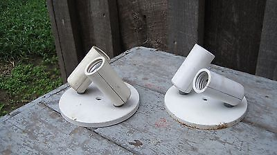 Vintage Mid Century Swivelier Ceiling / Wall Sconce Home & Garden Light Fixtures