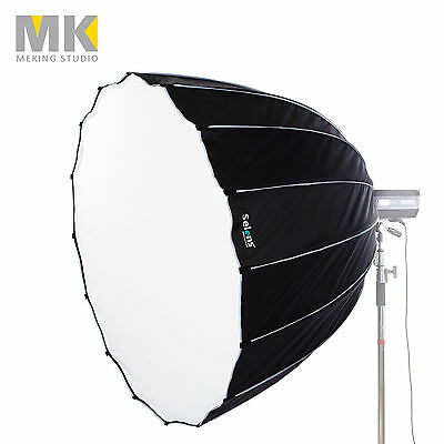 MK 190cm Hexadecagon Umbrella studio diffuser Flash Softbox fit for Bowens mount