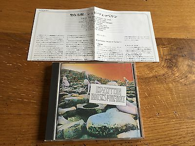 Led Zeppelin Houses Of The Holy 2cd New Sealed Deluxe
