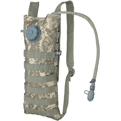Army Hydration Bladder Water Carrier MOLLE Pack Hiking Trekking ACU Digital Camo