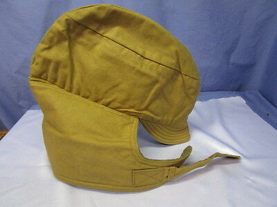 WWI U.S. Cold Weather Billed Field Cap ~ 1919 Dated & MINT / UNISSUED!!!!!