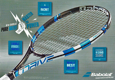 Babolat Pure Drive 2015 Tennis Racket - This season's latest (UNSTRUNG)
