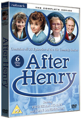 After Henry: The Complete Series DVD (2009) Prunella Scales, Oldroyd (DIR) cert