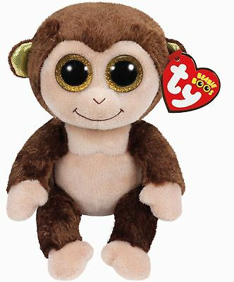 Ty Beanie Babies 36181 Boos Audrey the Monkey Boo
