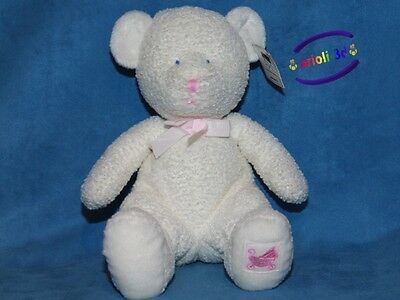 Monnbeam Teddy Bears With Rattle Sound Russ 2578 Pooh 28Cm New Ourson For Baby
