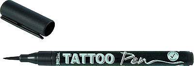 Tattoo Pen Farbe schwarz Tattoo Stift Temporäre Tattoos Bodypainting
