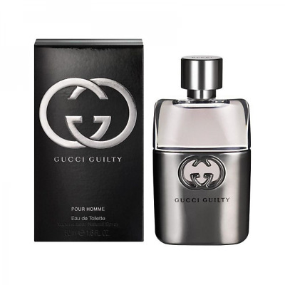 Gucci Guilty Pour Homme 50ml EDT Spray for Men by Gucci