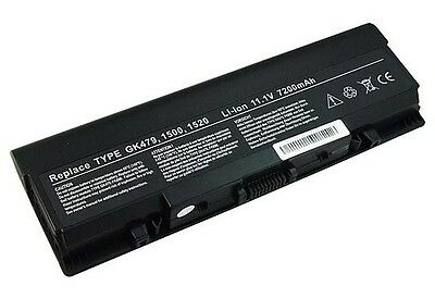 For Dell Inspiron 1520 1720 1521 1721 Vostro 1500 1700 312-0504 Laptop Battery