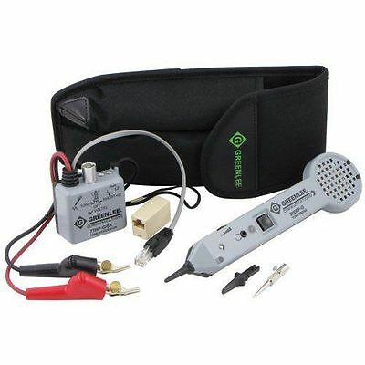 Greenlee 701K-G/6A Professional Tone and Probe Tracing Kit by Greenlee NEW HVI