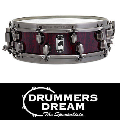 "MAPEX Black Panther Versatus Snare Drum Russ Miller 14""x 4 5/8"" Maple / Mahogany"