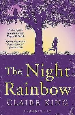 The Night Rainbow, King, Claire, New Book