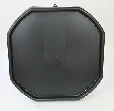 Large Plastic Builder MIXING TRAY Cement Water Mortar Sand Plastering Spot Black