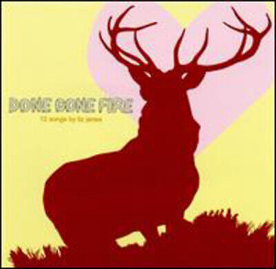Liz Janes : Done Gone Fire CD (2007) Cheap, Fast & Free Shipping, Save £s