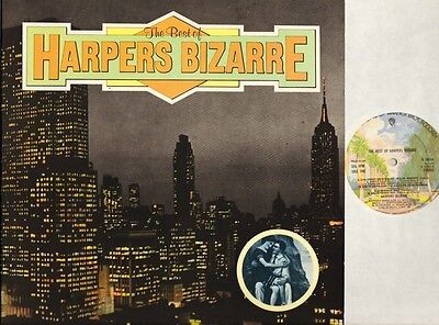 HARPERS BIZARRE the best of (greatest hits) K 56044 A1/B1 1st uk LP PS EX/EX