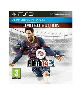 FIFA 14 Limited Edition (PS3) - Game  UYVG The Cheap Fast Free Post