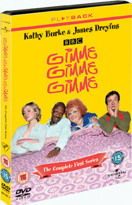 Gimme Gimme Gimme: The Complete Series 1 DVD (2007) Kathy Burke