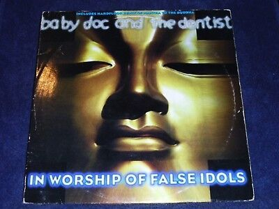 BABY DOC & THE DENTIST in worship of false idols DBL LP PS EX/EX