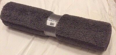 Carpet runner 2' wide by 5' long gray RCX