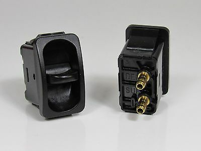 1 each Manual Paddle Switch Air Bag Air Ride Lowrider Suspension AirLift 21703