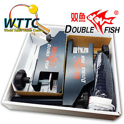 Double Fish Table Tennis Net & Post Competition Grade XW-924C