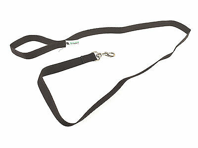 """6ft 72"""" 25mm Long Dog and Horse Training Lunge Lead Webbing"""